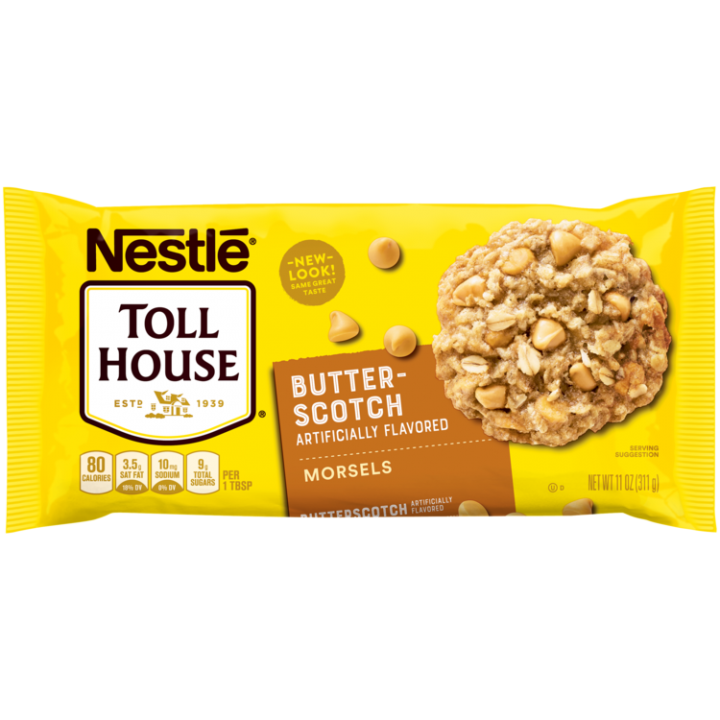 Butterscotch Morsels | NESTLÉ® TOLL HOUSE®