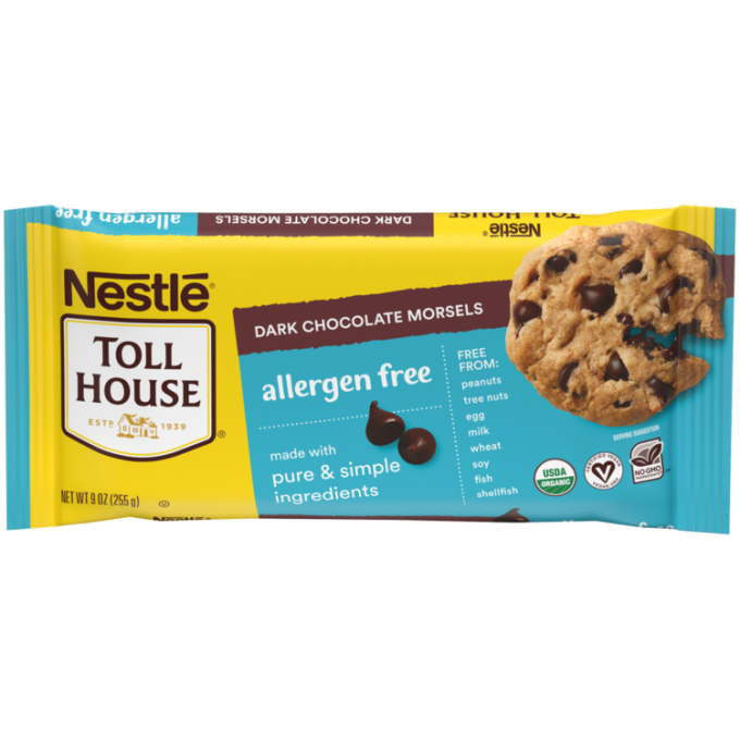 Allergen Free Chocolate Morsels | NESTLÉ® TOLL HOUSE®