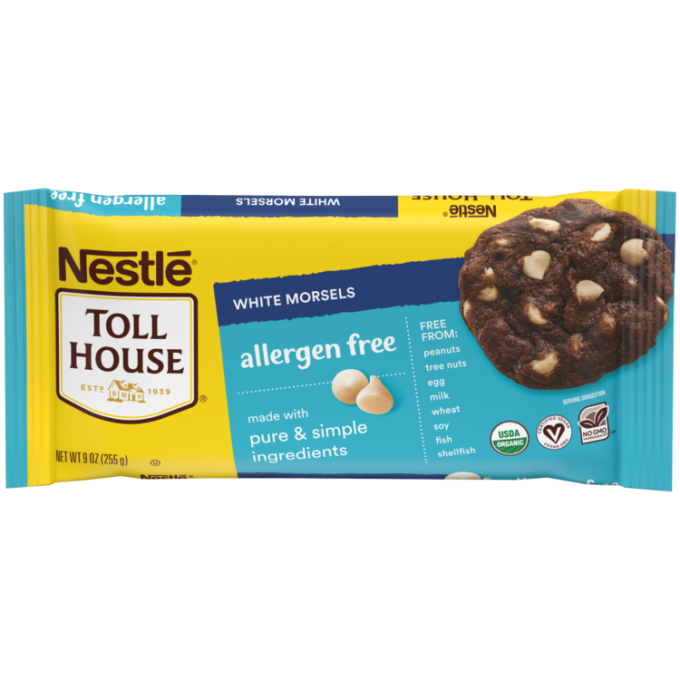 Allergen Free White Morsels | NESTLÉ® TOLL HOUSE®