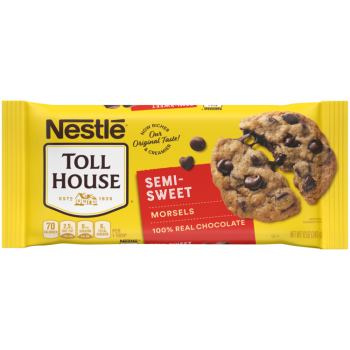 Semi-Sweet Chocolate Morsels | NESTLÉ® TOLL HOUSE®