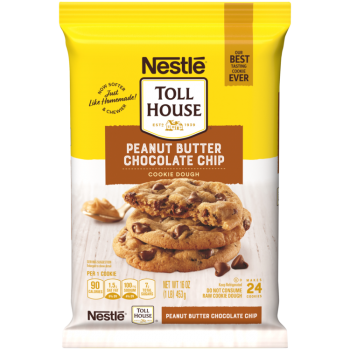 Peanut Butter Chocolate Chip Cookie Dough | NESTLÉ® TOLL HOUSE®