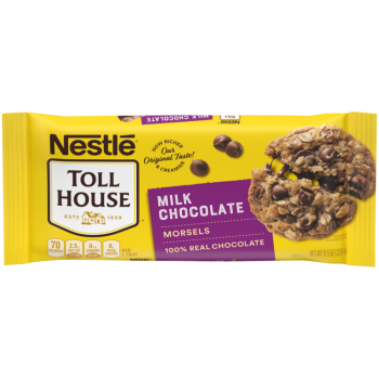 Milk Chocolate Morsels | NESTLÉ® TOLL HOUSE®