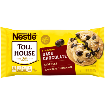 Dark Chocolate Morsels | NESTLÉ® TOLL HOUSE®