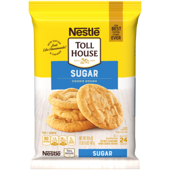 Refrigerated Sugar Cookie Dough | NESTLÉ® TOLL HOUSE®