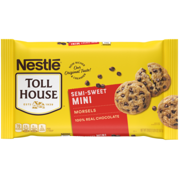 Semi-Sweet Chocolate Mini Morsels 20 oz | NESTLÉ® TOLL HOUSE®