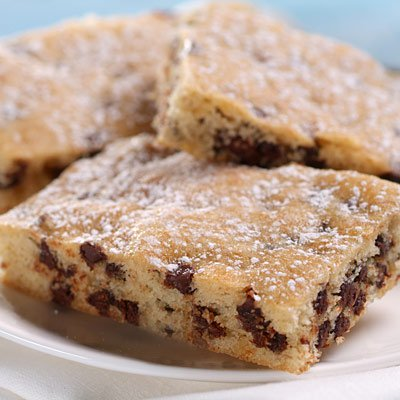 Banana Mini Morsel Bars
