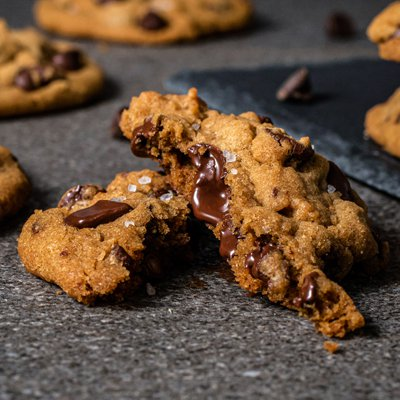 Artisan Brown Butter Chocolate Chip Cookies