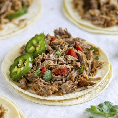 Milk Braised Pork Carnitas